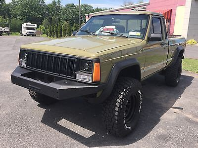 how to work on cars 1992 jeep comanche auto manual 1992 jeep comanche cars for sale