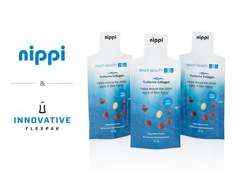 Nippi Collagen nippi collagen and innovative flex pak announce strategic