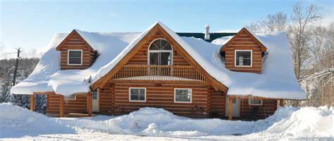 Log Cabin Kits Ontario Canada by Ecolog Homes Haliburton Ontario Log Home Kits