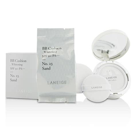 Laneige Bb Chusion Spf50 laneige bb cushion foundation whitening spf 50 with