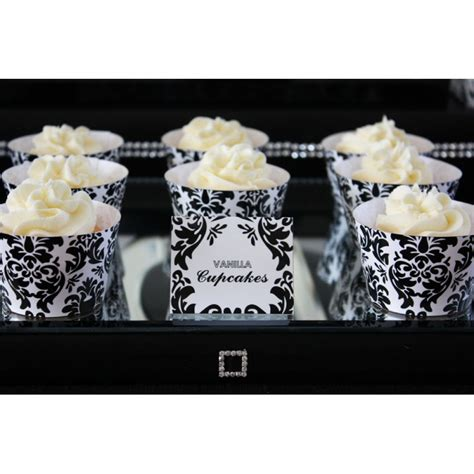 black and white damask bridal shower ideas chic vintage damask bridal shower printable collection black and white