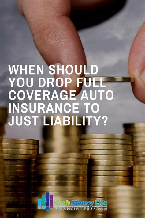 Coverage Car Insurance by Drop Coverage Auto Insurance To Just Liability