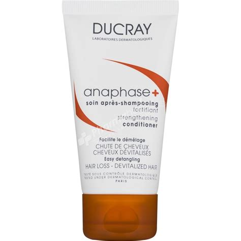 Barn Detangling Hair Conditioner 120 Ml ducray anaphase strengthening conditioner