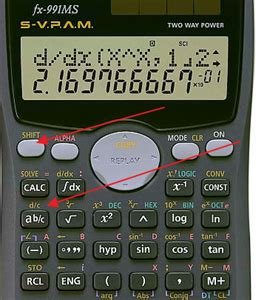 calculator with remainder texas instruments ti 30xa calculator remainder numerator