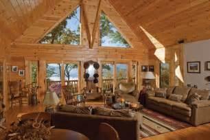 a frame home interiors livin amp lovin log homes blueridgecountry com
