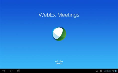 webex android cisco webex meetings android apps on play