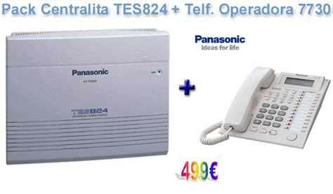 centralita 243 gica panasonic kx tes824 panafonic