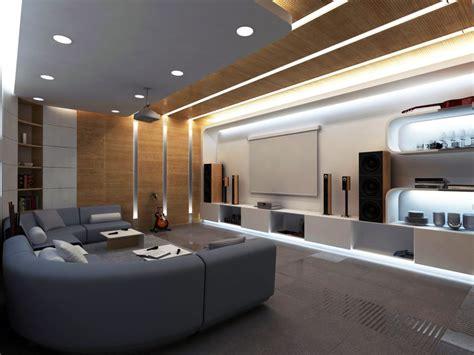 techos modernos  disenos de plafones espectaculares