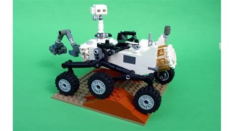 School Lego Alike lego ideas product ideas mars science laboratory