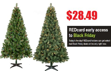 collection of target black friday christmas tree