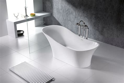 Solid Surface Bathtub by Vienne Solid Surface Modern Bathtub 71 Quot