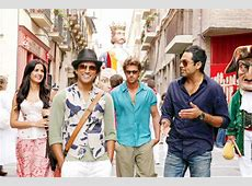 Here's how Bollywood is attracting international ... Zindagi Na Milegi Dobara