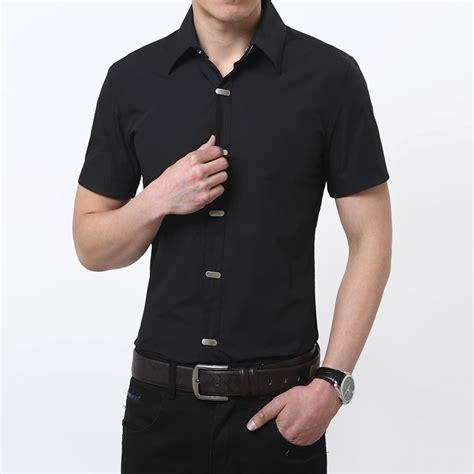 2015 new brand dress shirts 2015 new brand mens dress shirts sleeve casual shirt slim fit brand black white shirt