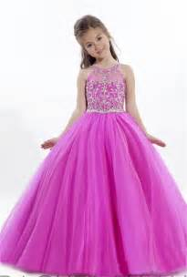 aliexpress com buy 2015 flower girls dresses for party and wedding beaded pageant dresses for