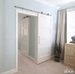 How To Install A Sliding Barn Door Modern Barn Door Hardware Review And