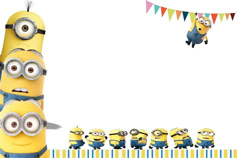 printable minion invitation template moms kiddie party link minions party invites minions