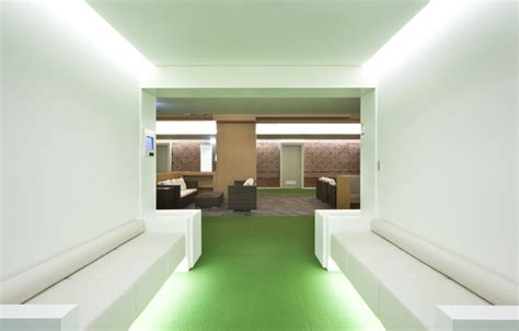 Colours For Home Interiors Modern Hospital Interior Design By Hyunjoon Yoo Architect