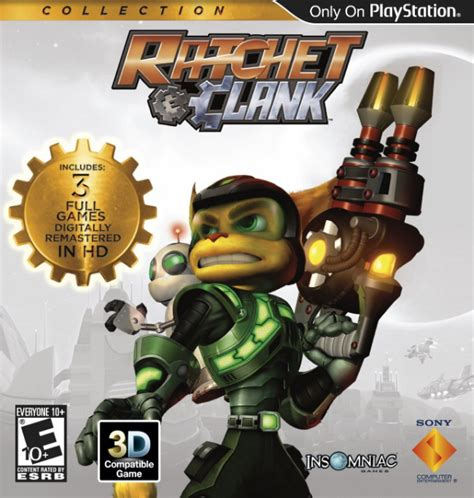 ratchet the ratchet review page ratchet clank collection bomb