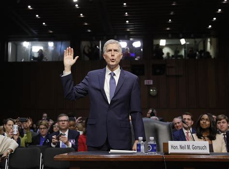 neil gorsuch environment where does nominee neil gorsuch stand on the environment