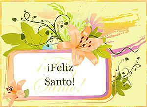 imagenes feliz santo tarjetas animadas de feliz d 237 a de tu santo para enviar y