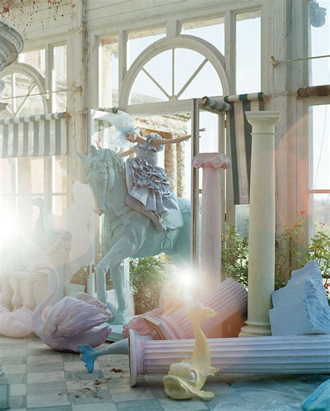 it s nice that tim walker s dreamy trippy fantasy filled photography is a real friday treat