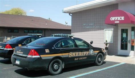 Bay County Sheriff Office by Bay County Sheriff S Office Williams Township