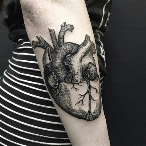 black heart tattoo tattoo designs design trends
