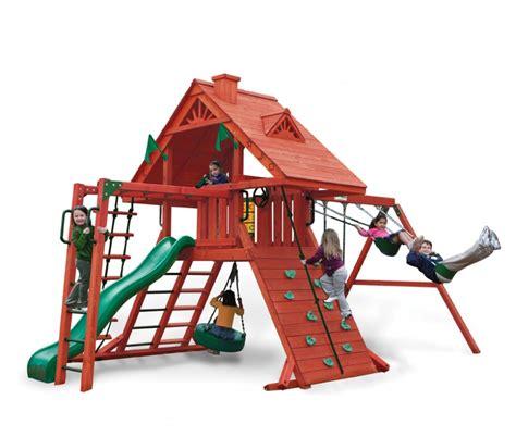 step 2 swing set assembly instructions gorilla sun palace ii swing set playset emporium