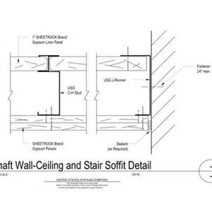 Stair Soffit by Light Soffit Detail Submited Images