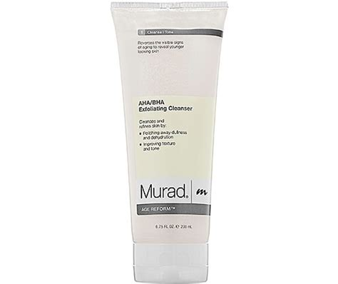 Murad Introduces Hydrate For murad aha bha exfoliating cleanser 11 best