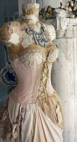 gypsy like dress form mannequin shabby chic mannequins pinterest french pretty