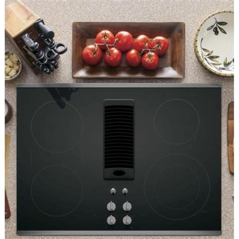 30 inch downdraft electric cooktop ge profile 30 inch downdraft electric cooktop free