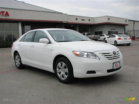 white 2009 toyota camry 2009 white toyota camry le 4823601 photo 13