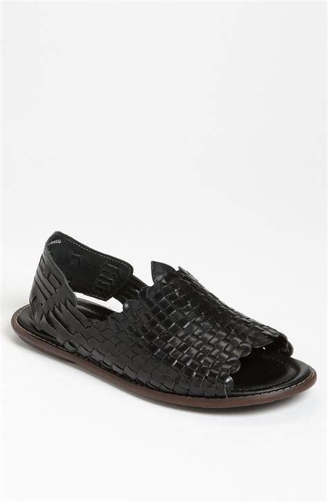 black huarache sandals bed stu el principe huarache sandal in black for