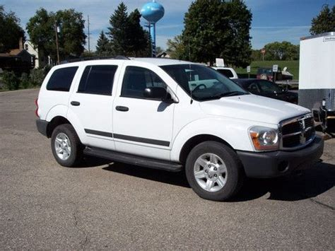 purchase used 2005 dodge durango 4x4 in montevideo minnesota united states