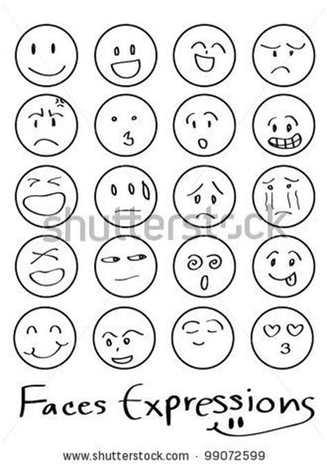 doodle meaning faces 220 ber 1 000 ideen zu schablonen auf silhouette