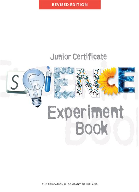 design workbook for junior certificate coursework a science junior cert