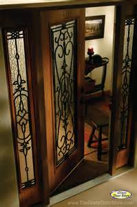 Iron And Glass Front Doors Wrought Iron Glass Front Entry Doors Mediterranean Entry Ta By The Glass Door Store