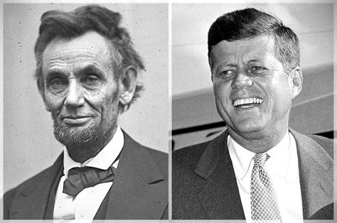 lincoln and jfk you gotta a great literary hoax abe lincoln and jfk