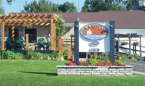 Grandview Motel And Dining Room wedding venues vendors tobermory on canada wedding mapper