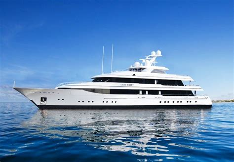 boat lady marina owner yacht lady britt yacht charter superyacht news