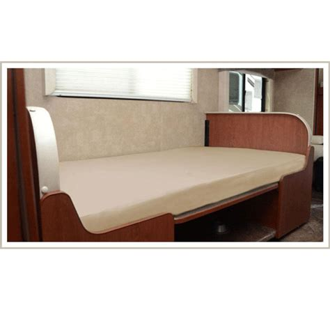 rv dinette bed all in one mattress protector and fitted sheet dinette xl