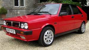 Lancia Delta Turbo For Sale 1988 Lancia Delta Hf Turbo 4wd Silverstone Auctions