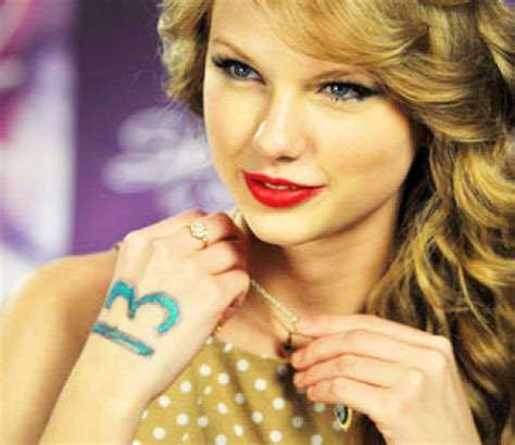 does taylor swift have a tattoo collection of 25 design