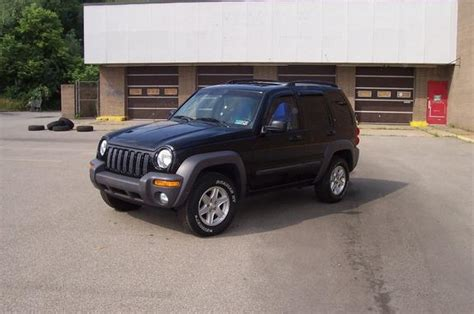 2002 Jeep Liberty Mods Acefire S 2002 Jeep Liberty In Duquesne Pa