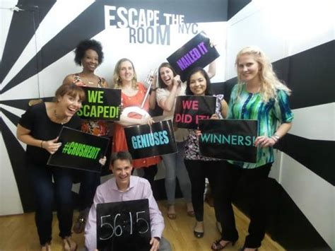 escape the room in nyc we escaped the room bild escape the room nyc new york city tripadvisor