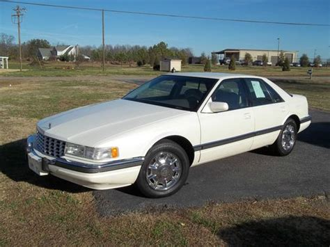 how to sell used cars 1997 cadillac seville regenerative braking sell used 1997 cadillac seville sls sedan 4 door 4 6l in duncan south carolina united states