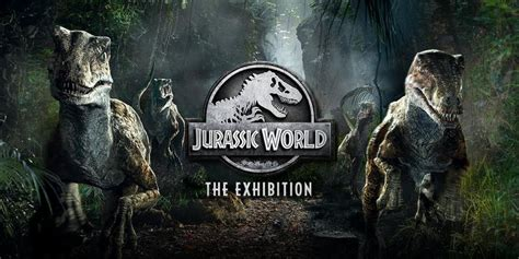 imagenes nuevas de jurassic world jurassic world the exhibition the field museum