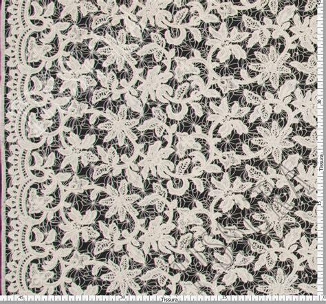 Macrame Fabric - macrame lace fabric bridal fabrics from italy sku