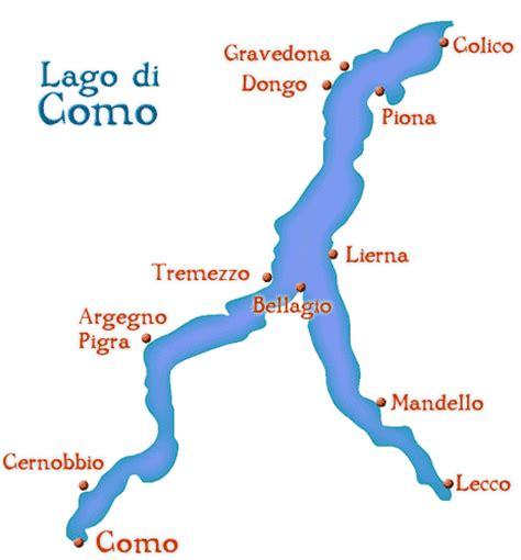 lake como italy map image